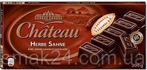 Шоколад черный  Chateau 45 % какао Германия 200г