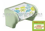 """Пластиковий тримач для туалетного паперу з малюнком """"Keep Clean"""", Elif Plastik, фото 6"""