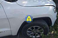 Крыло левое и правое на Джип Гранд Чароки (Jeep Grand Cherokee) 2013-2019