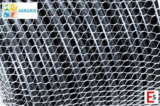 Кембрик - агрошнурок, агротрубка Аграріо - Agrario 5 мм, 1 кг, ПВХ чорний, фото 2