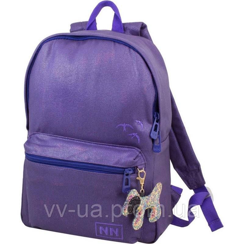 Рюкзак Winner-Stile 224, фиолетовый, для девочек