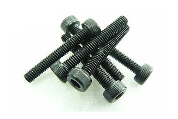 Team Magic 3x20mm Cap Screw (6)
