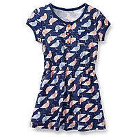 Платье синее Carters (Картерс) (4Т)