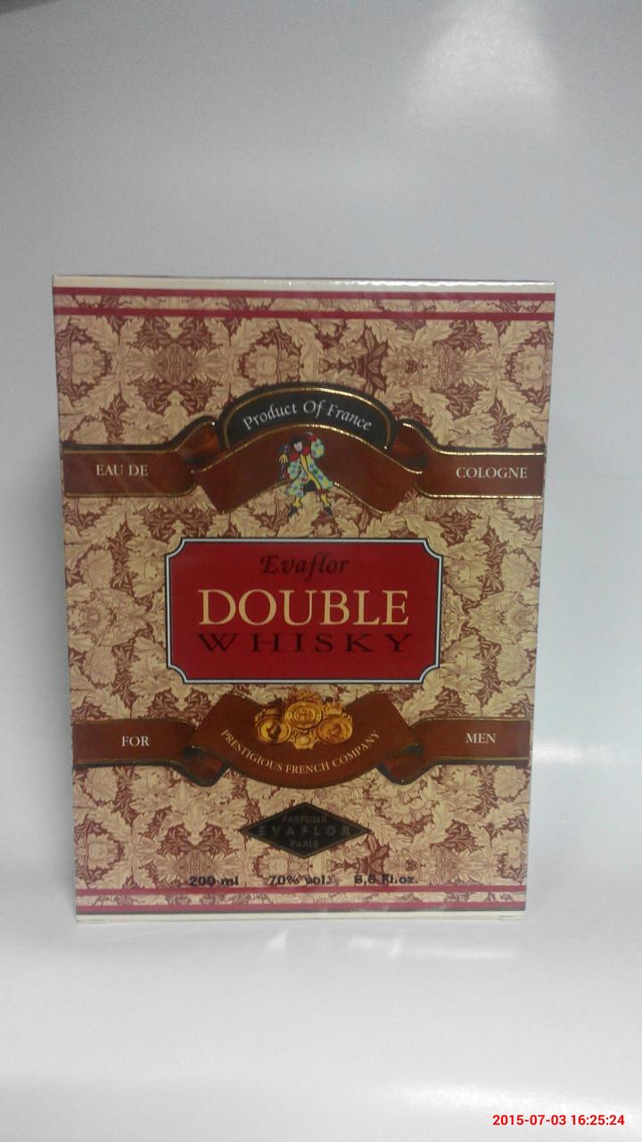 Double Whisky edс 200ml
