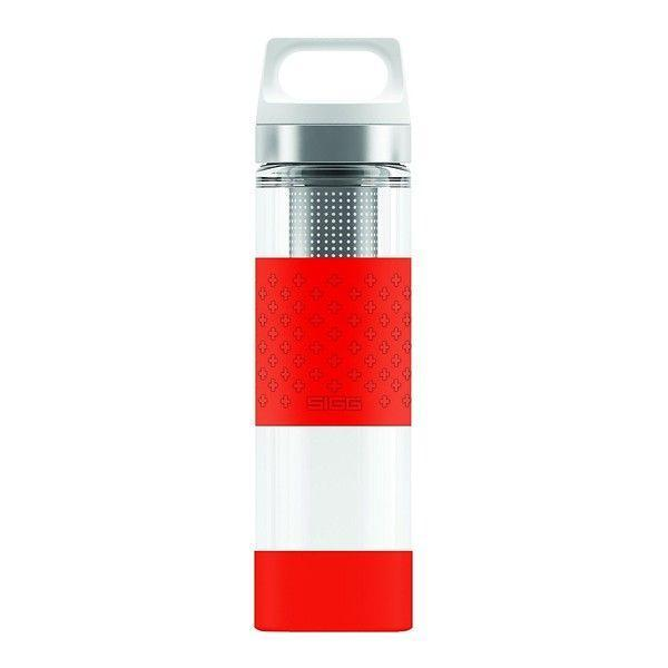 Термос SIGG  Thermo Flask Hot & Cold Glass Red 0.4 л 8555.90