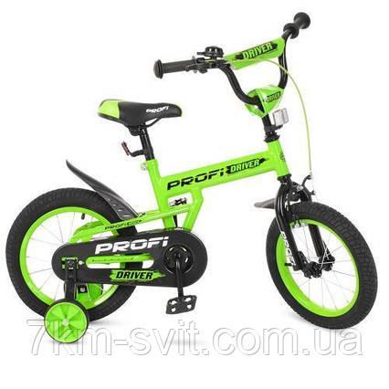 Велосипед детский PROF1 14д. L14113