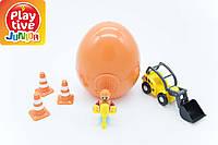 Коллекционная игрушка PlayTive Junior Construction Worker