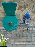 """Молотковая Зернодробилка """"Фермер-3"""" с ременным приводом. До 400кг/час., фото 1"""