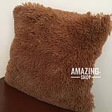 """Наволочки, чехол  для подушки. Декоративні наволочки на подушки для інтер'єру. """"Травка""""  50*50 см., фото 3"""