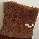 """Наволочки, чехол  для подушки. Декоративні наволочки на подушки для інтер'єру. """"Травка""""  50*50 см., фото 4"""