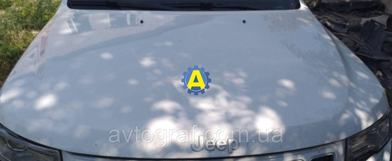 Шторка багажника на Джип Гранд Чароки (Jeep Grand Cherokee) 2013-2019