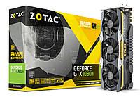 ZOTAC GeForce GTX 1080 Ti AMP Extreme (ZT-P10810C-10P), фото 1