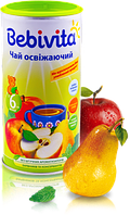 Чай освежающий бебивита bebivita 200 г