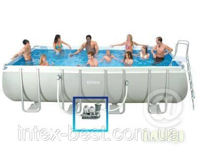 Каркасный бассейн Intex 54474 (549x274х132 см.), фото 2