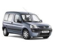 Хром накладки Peugeot Partner (2002-2007)
