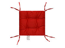 Подушка на стул 40х40 (борт 5см) COLOR Красный
