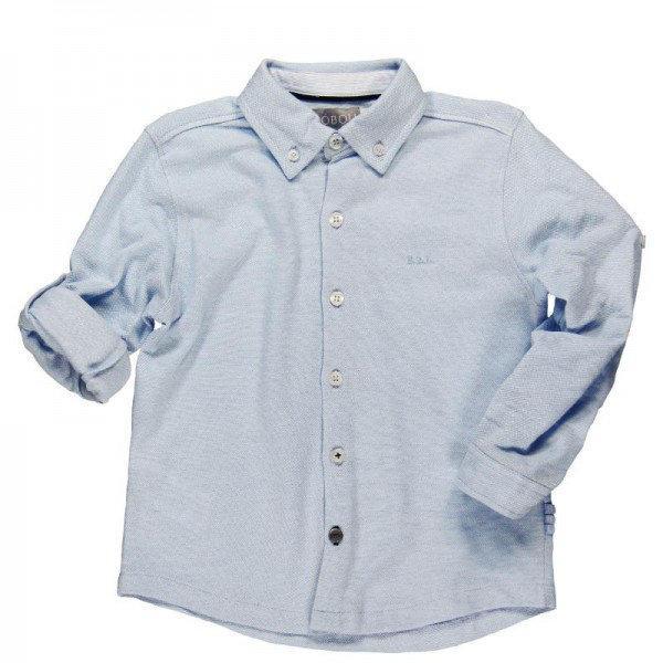 Детская рубашка для мальчика Школьная форма для мальчиков BOBOLI Испания 731416