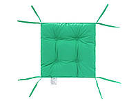 Подушка на стул 40х40 (борт 5см) COLOR мятная