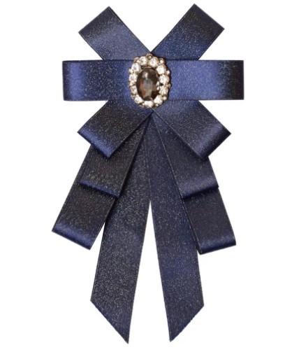 Детская брошь для девочки PINETTI. Италия 819130 Синий