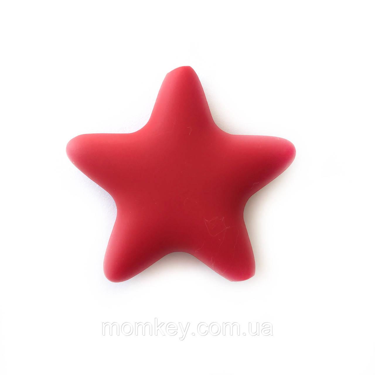 Звездочка остроконечная (красный)