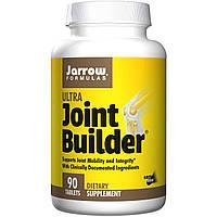 Глюкозамин сульфат с МСМ, Joint Builder, Jarrow Formulas, 90 таблеток
