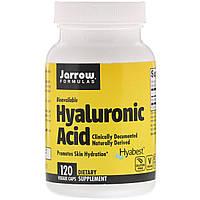 Гиалуроновая кислота, Hyaluronic Acid, Jarrow Formulas, 50 мг, 120 капсул