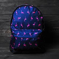 Рюкзак Фламинго Асос ASOS Flamingo для ноутбука