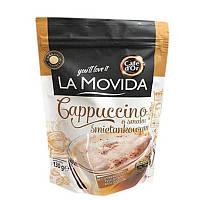 Кофе растворимый Cafe dOr La Modiva Cappuccino o smaku Smietankowym, 130 г (Польша)