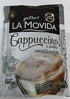 Кофе растворимый Cafe dOr La Modiva Cappuccino o smaku Waniliowym, 130 г (Польша)
