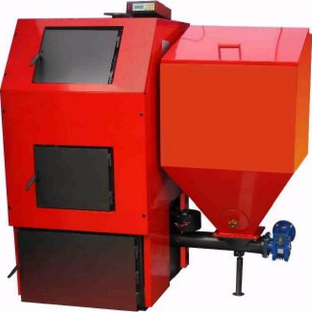 Твердотопливные котлы Ретра–4М ДУО 150 кВт (Украина)