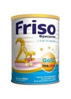 Фрисолак Голд 2 Friso Gold, 400г