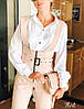 Блуза «Валерія», тканина: софт. Розмір:42-44. Різні кольори (1041), фото 5