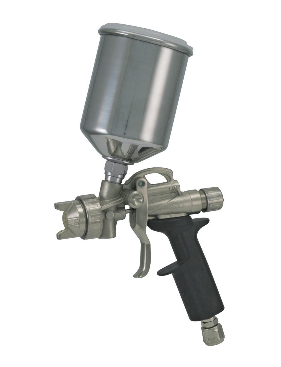 Краскопульт профессиональный RV/S металл бачок 1000 мл дюза-2.0 мм AH0803112
