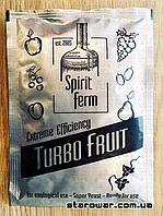 SpiritFerm Дрожжи Turbo Fruit для фруктов и ягод