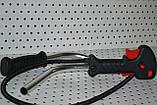 Ручка газа (широкий курок) Комплект! для бензокосы, фото 3