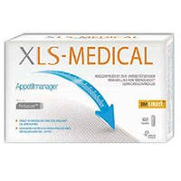 Препарат для похудения XLS - medical менеджер аппетита 60 капсул, Германия