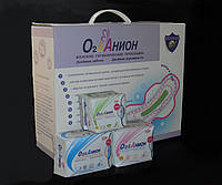 """Кейс анионовых прокладок """"О2&Анион"""" Moon Heart (24 упаковки)"""