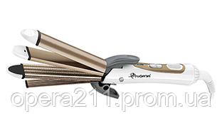 Керамический утюжок плойка для волос PRO GEMEI GM 2962
