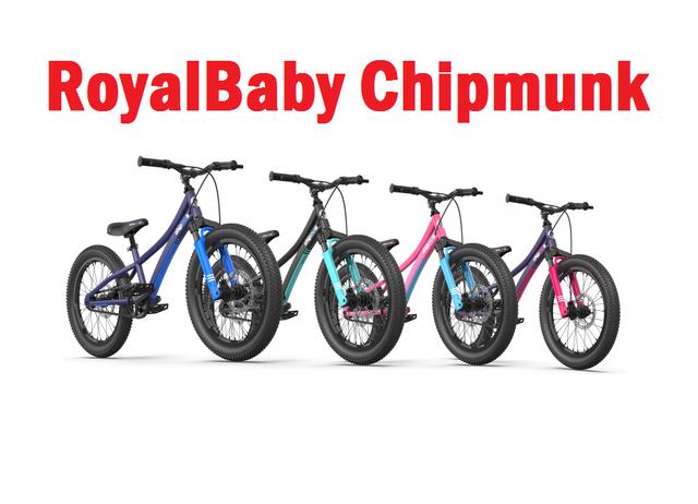 RoyalBaby Chipmunk
