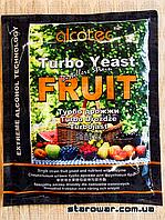 Alcotec Дрожжи спиртовые Turbo Fruit для фруктових браг