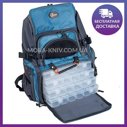 Рюкзак для рыбалки и туризма, с чехлом для очков Ranger Скаут bag 5 8804, фото 2
