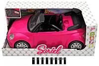 Машина для куклы Барби 6622-А, свет, звук, батар.
