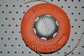 Косильная головка (Шпуля)  усиленная для мотокосы полуавтомат