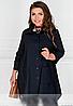 Сорочка-туніка жіноча розкльошена, з 48-62 розмір