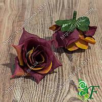 Головка роз Черри винный