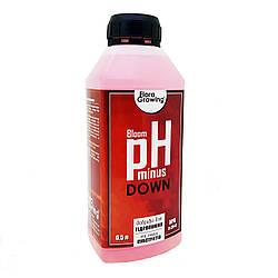 500 мл Корректор pH Down/minus Bloom