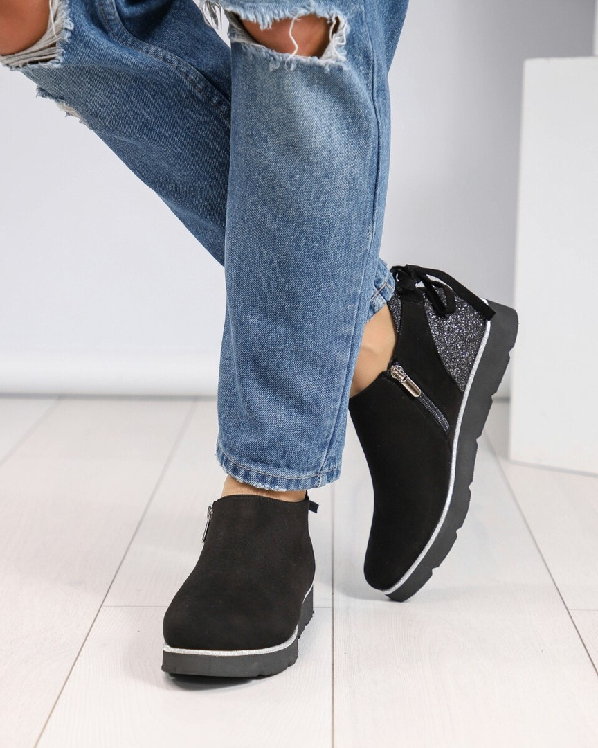 Демисезонные ботинки  Elite collection