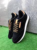 Мужские  кроссовки REEBOK  Zoom  black (реплика)
