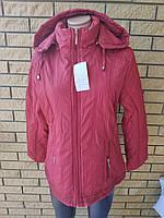 Куртка женская демисезонная BLACL&RED