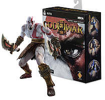 Статуэтка Бог Войны III - Кратос Призрак Спарты God of War NECA Kratos - Ghost of Sparta 18 см